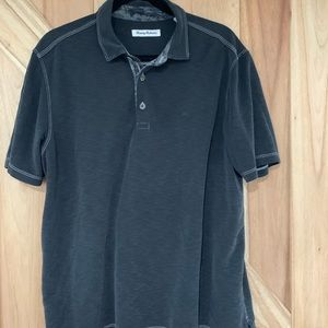 Tommy Bahama Palm Coast Polo - Navy Blue
